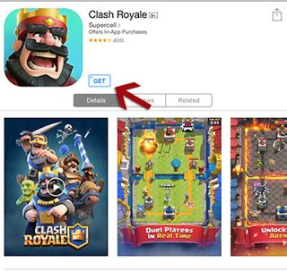 Id Clash Royale Sby 1 how to and install clash royale app on ios devices