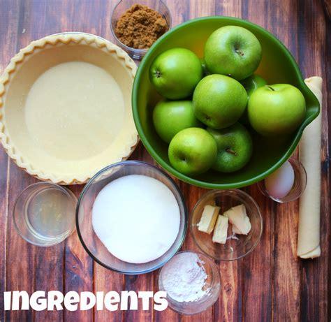 apple pie recipe loveamericanhome budget savvy diva