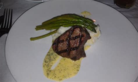 tic toc room macon ga 5oz filet 19 00 picture of tic toc room macon tripadvisor