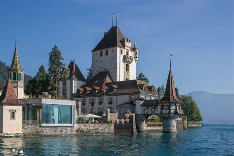 Das Schloss schloss oberhofen