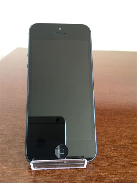 f iphone 5 apple iphone 5 16gb original desbloqueado cores de vitrine r 1 199 90 em mercado livre