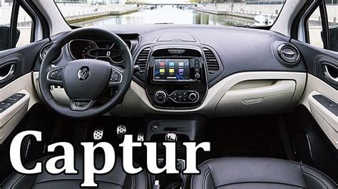 renault captur interior at 2018 renault captur interior