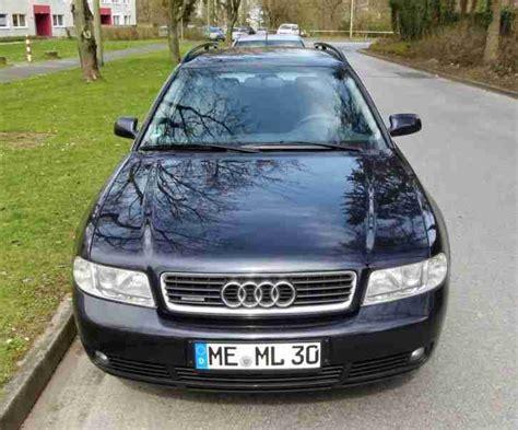 Audi A4 1999 Technische Daten audi a4 b5 2 5tdi quattro kombi baujahr 1999 tolle