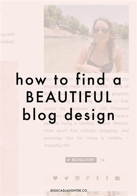 beautiful blog design how to find a beautiful blog design jessica slaughter