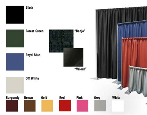 drape and pipe rental pipe and drape aaa rental system