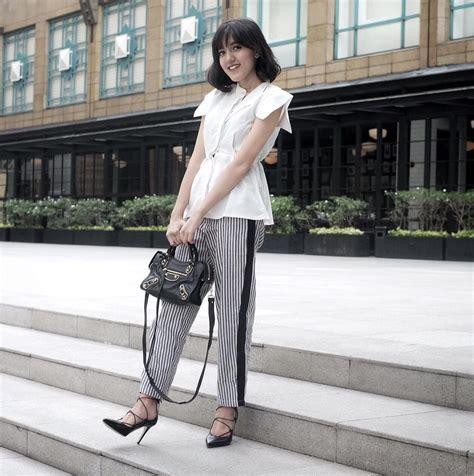 Celana Fashion Blink Bling 1 tiru gaya busana ify blink untuk lebaran dijamin kece abis
