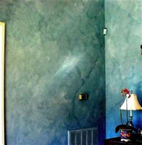 how to wash colors faux painting