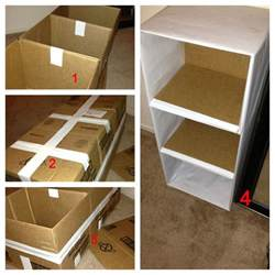 best 25 cardboard box storage ideas on