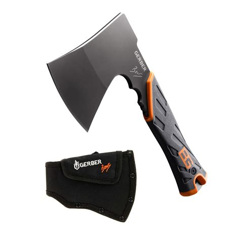 survival axe genuine gerber 31002070 grylls hatchet survival mini