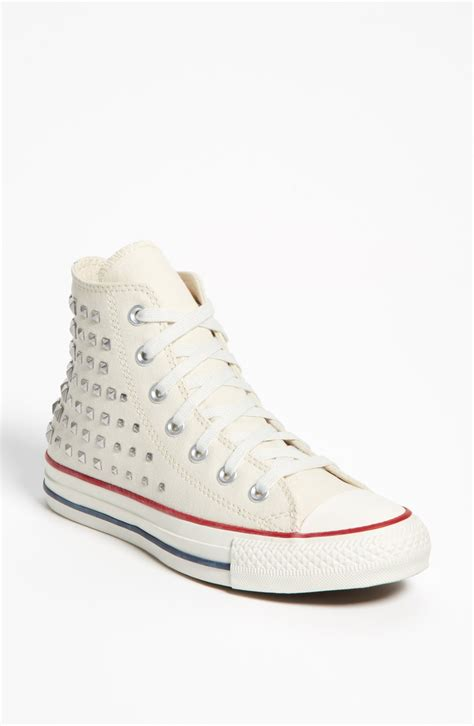 chucks sneakers converse chuck all collar studs sneaker for