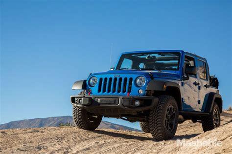 Jeep Wrangler Unlimited Rubicon Road Jeep S Wrangler Unlimited Rubicon Isn T A Car It S A