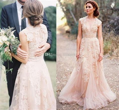 blush colored wedding dresses 17 best ideas about blush wedding dresses on