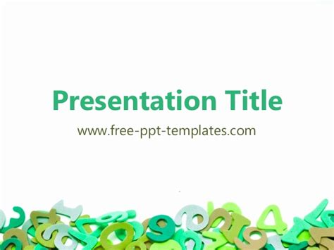 Free Math Powerpoint Templates For Teachers by Awesome Math Templates For Teachers Gallery Resume Ideas