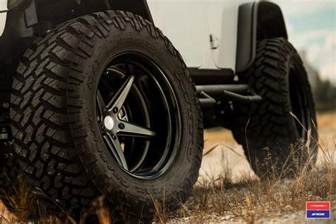 vossen jeep wrangler jeep wrangler vossen x work vws 3 tuning bodykit 4