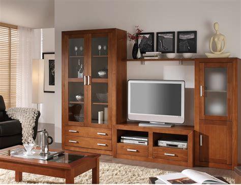 mueble tv varim muebles de muebles de salon con vitrina y mueble tv nogal tv