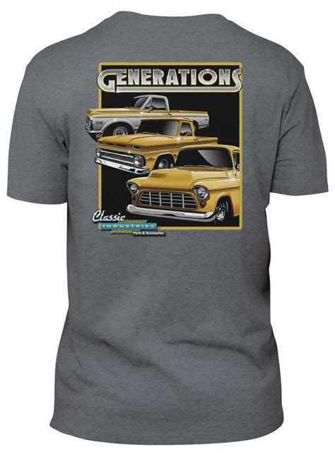 gmc truck apparel gm truck parts lifestyle products apparel classic