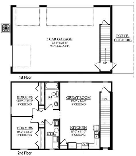 in law suite house plans mediterranean house plan with mediterranean house plan with in law suite 82072ka