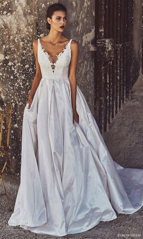 Luxus Hochzeitskleider by Elbeth Gillis 2017 Wedding Dresses Luxury Bridal