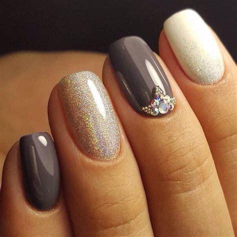 nägel matt schwarz ładne paznokcie hybrydowe w warunkach domowych