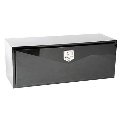 under bed tool box dee zee db 2602 heavy duty black steel underbed tool box