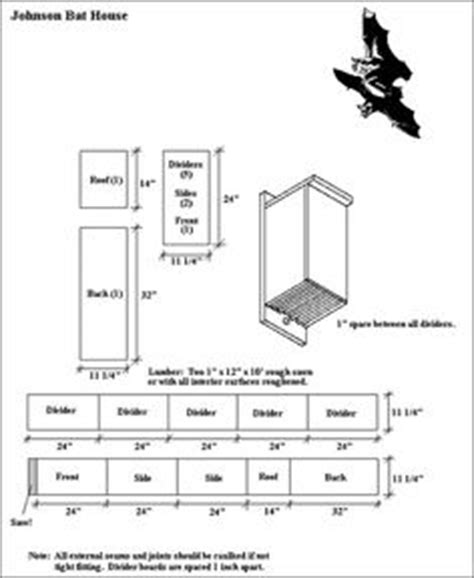 printable bat house plans 1000 images about diy birdhouses on pinterest bird