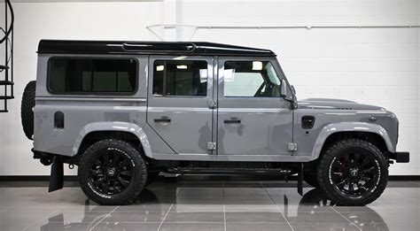 land rover defender 110 utility by automotive