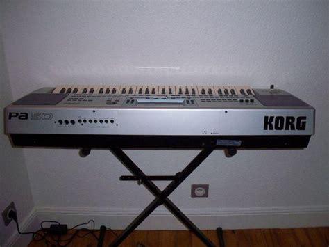Keyboard Merk Korg Pa 50 korg pa50 image 33638 audiofanzine