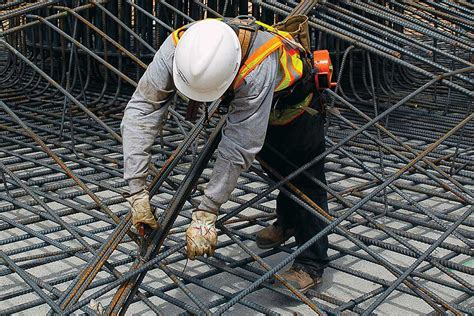 Rebar Worker by Our Insights Resources What We Think Bechtel