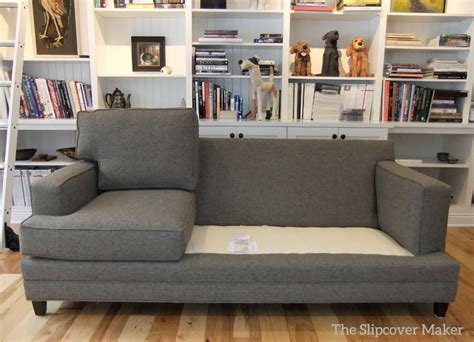 slipcovers that fit pottery barn sofas sofa slipcover in pottery barn performance tweed the
