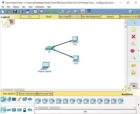 cisco packet tracer student tutorial pdf cisco packet tracer free download