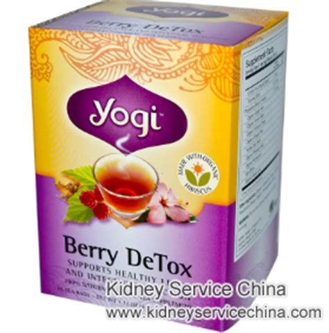 Yogi Detox Tea Benefits by Is It Safe For Kidney Disease Patients To Drink Yogi Detox Tea