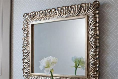mirror decoration at home decorative wall mirrors framed frameless bathroom