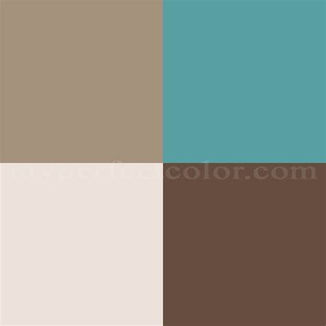 blue and brown color scheme for bedroom brown living room scheme colors pinterest