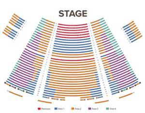 seating for tuacahn center for the arts seating chart