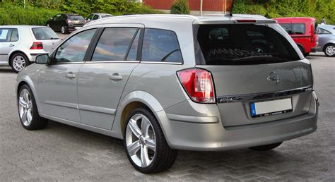 Opel Astra 2008 by 2008 Opel Astra H Caravan Pictures Information And