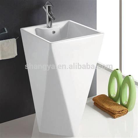 Unique Pedestal Sink free standing bathroom unique pedestal sinks for hotel one kitchen sink and countertop
