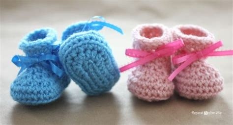 crochet pattern little blue baby booties free baby crochet patterns best collection the whoot
