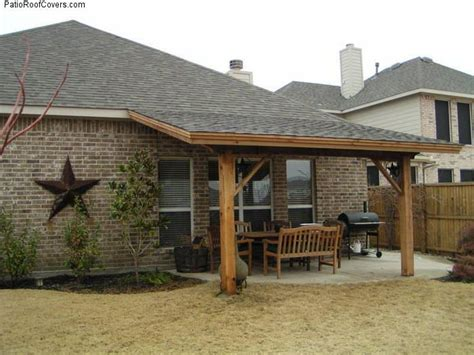 How To Build A Patio Cover Attached To House by 25 Best Ideas About Patio Roof On Carport