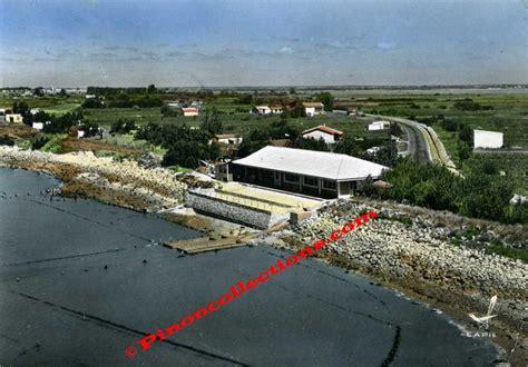 l aiguillon sur mer 85 restaurant la pergola route de la pointe vue a 233 rienne 1960
