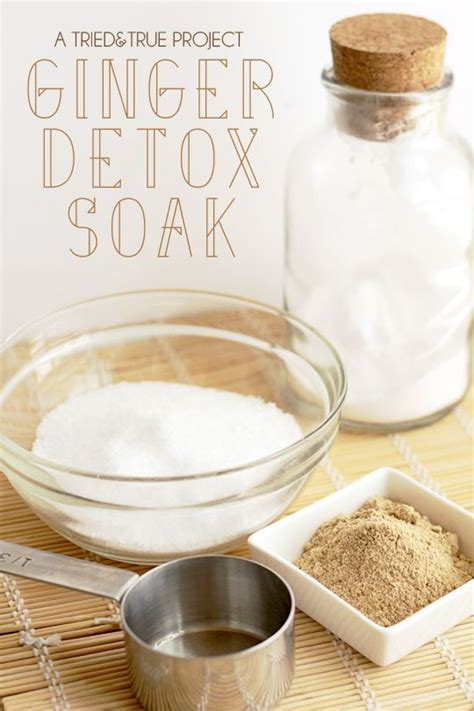 Bath Detox by Detox Bath Soak Detox Bath Soak Put Together And
