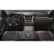 Introducing The 2015 Chevrolet Suburban Tahoe And GMC