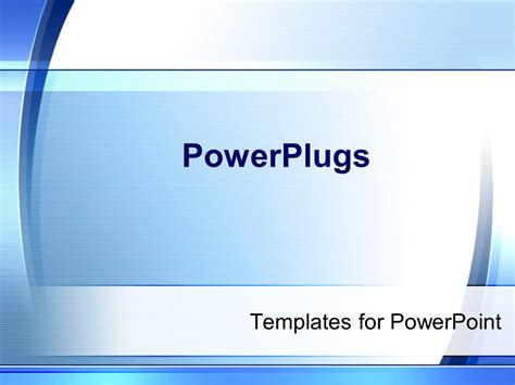 get themes for ppt powerpoint template simple modern blue and white