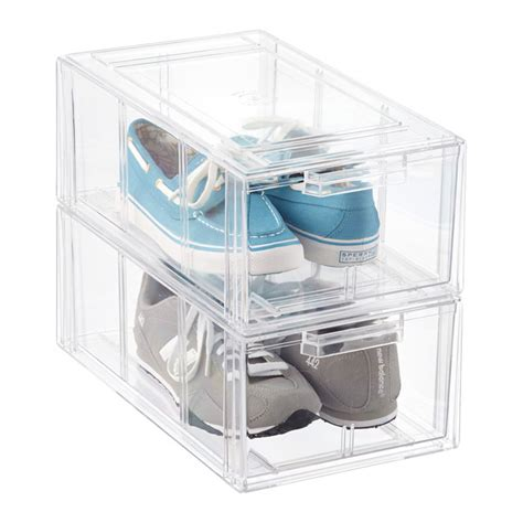 Shoe Drawers by