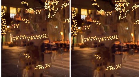 how to blur a background in photoshop how to create bokeh background blur to a photo in