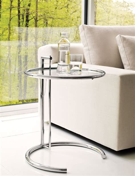 adjustable table e1027 design within reach