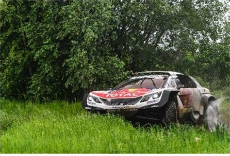 Majorette Maxi Trucks Peugeot Racing Wrc Team Set 1 64 loeb and kolomy win silk way rally stage automobilsport