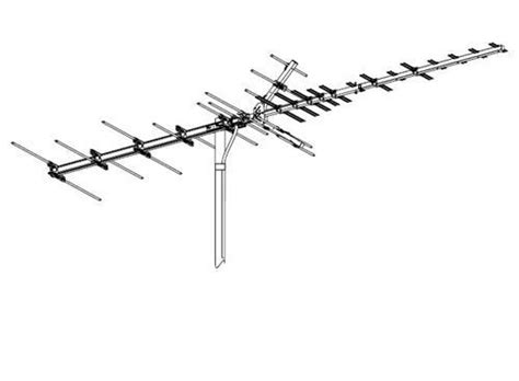 winegard hd 7696p high definition vhf uhf hd7696 series tv antenna hd7696p from solid signal