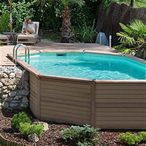 freistehender pool azteck pool the individual pool concept with the