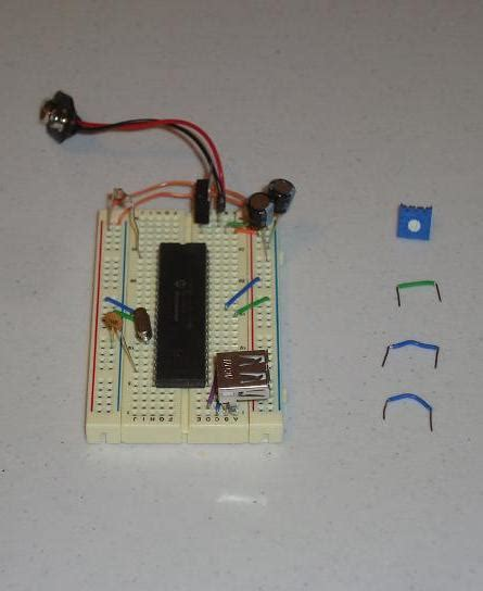 usb current limiting resistor simple pic usb interface hardware pyroelectro news projects tutorials