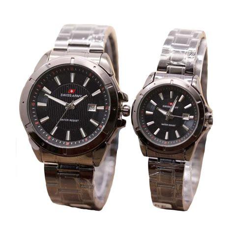 Jam Tangan Swiss Army Sa4127 Black jual swiss army sa 1240 jam tangan black